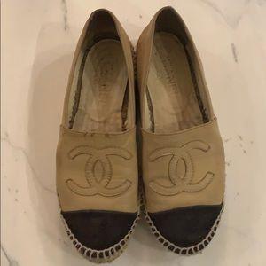 Chanel 2013 Espadrilles